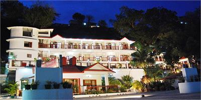Ganga Beach Resort, Rishikesh